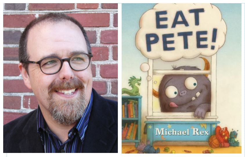 Registration is now open for Digging Deep into the Picture Book Creation Process with keynote speaker Michael Rex, author-illustrator of over 45+ picture books for children.