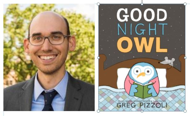 Come meet EPA author-illustrator Greg Pizzoli on Picture Book Perfect Saturday! Registration is now open for this Philly area adventure for picture book fans on Saturday October 18th.