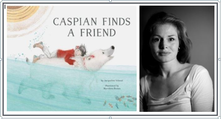 Come meet Merrilees Brown as we celebrate the launch of Caspian Finds a Friend (Chronicle, 11/2019) at Children's Book World on Picture Book Perfect Saturday!